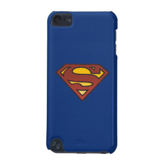 Superman S-Shield | Faded Dots Logo iPod Touch (5th Generation) Covers