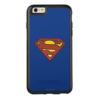 Superman S-Shield | Faded Dots Logo OtterBox iPhone 6/6s Plus Case