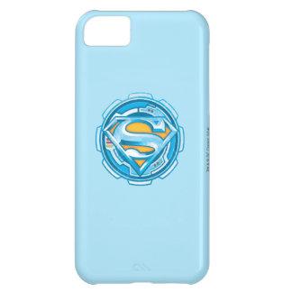 Superman S-Shield | Gear Logo iPhone 5C Case