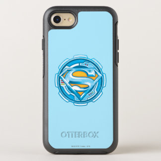 Superman S-Shield | Gear Logo OtterBox Symmetry iPhone 8/7 Case