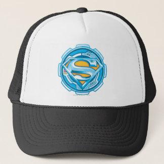 Superman S-Shield | Gear Logo Trucker Hat