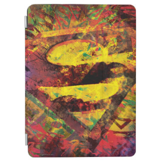 Superman S-Shield | Grunge Logo iPad Air Cover