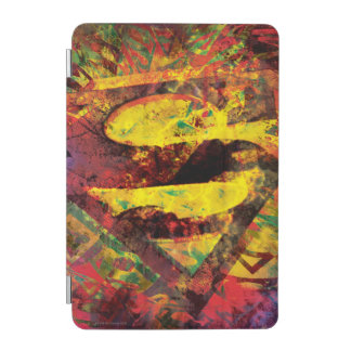 Superman S-Shield | Grunge Logo iPad Mini Cover