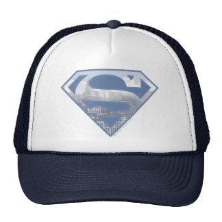 Superman S-Shield Mesh Hat