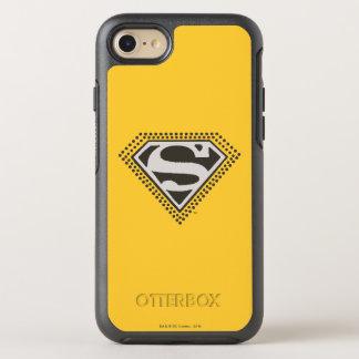 Superman S-Shield | It's Showtime! Logo OtterBox Symmetry iPhone 8/7 Case