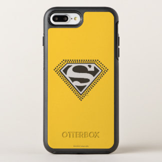 Superman S-Shield | It's Showtime! Logo OtterBox Symmetry iPhone 8 Plus/7 Plus Case