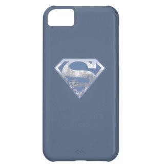Superman S-Shield | Light Blue City Logo iPhone 5C Case