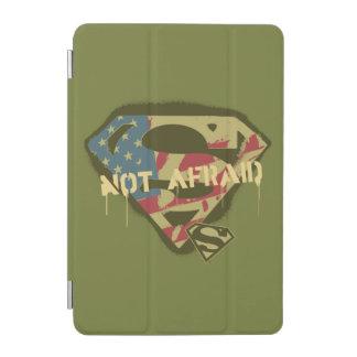 Superman S-Shield | Not Afraid Logo iPad Mini Cover