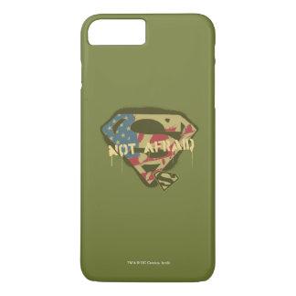 Superman S-Shield | Not Afraid Logo iPhone 8 Plus/7 Plus Case