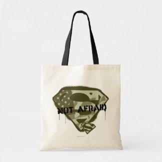 Superman S-Shield | Not Afraid - US Camo Logo