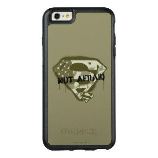 Superman S-Shield | Not Afraid - US Camo Logo OtterBox iPhone 6/6s Plus Case