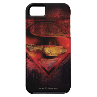 Superman S-Shield | Painted Logo iPhone 5 Cases