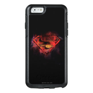 Superman S-Shield | Painted Logo OtterBox iPhone 6/6s Case