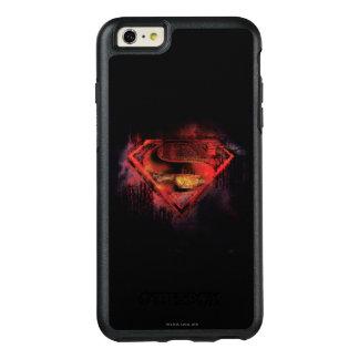Superman S-Shield | Painted Logo OtterBox iPhone 6/6s Plus Case