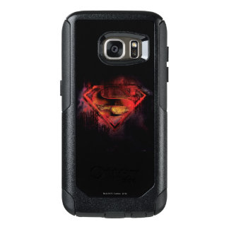 Superman S-Shield | Painted Logo OtterBox Samsung Galaxy S7 Case