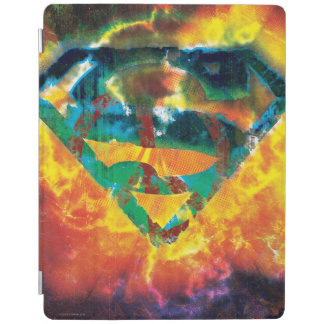 Superman S-Shield | Peace Stamped Logo iPad Cover
