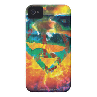 Superman S-Shield | Peace Stamped Logo iPhone 4 Case