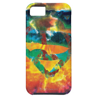 Superman S-Shield | Peace Stamped Logo iPhone 5 Covers