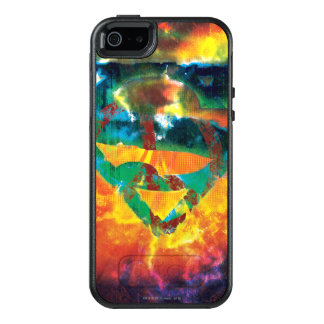 Superman S-Shield | Peace Stamped Logo OtterBox iPhone 5/5s/SE Case