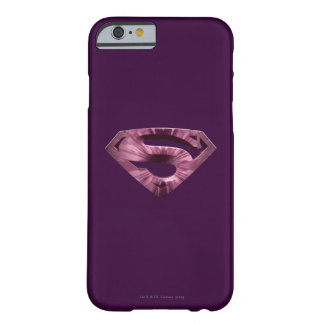 Superman S-Shield | Pink Star Burst Logo Barely There iPhone 6 Case