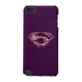 Superman S-Shield | Pink Star Burst Logo iPod Touch 5G Case