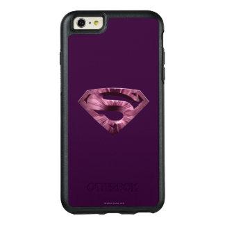 Superman S-Shield | Pink Star Burst Logo OtterBox iPhone 6/6s Plus Case