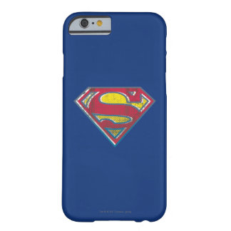 Superman S-Shield | Printed Logo Barely There iPhone 6 Case