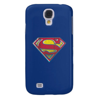 Superman S-Shield | Printed Logo Galaxy S4 Case