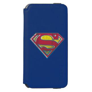 Superman S-Shield | Printed Logo Incipio Watson™ iPhone 6 Wallet Case