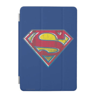 Superman S-Shield | Printed Logo iPad Mini Cover