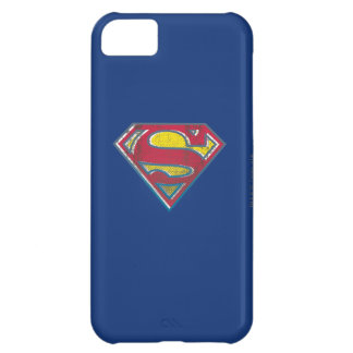 Superman S-Shield | Printed Logo iPhone 5C Case