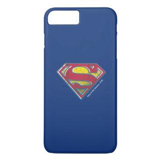 Superman S-Shield | Printed Logo iPhone 8 Plus/7 Plus Case
