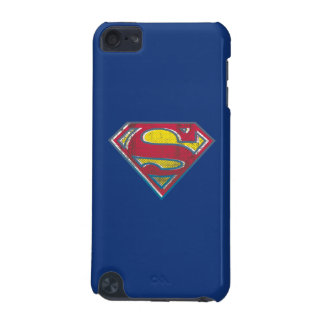 Superman S-Shield | Printed Logo iPod Touch (5th Generation) Cover