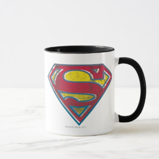 Superman S-Shield | Printed Logo Mug