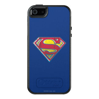 Superman S-Shield | Printed Logo OtterBox iPhone 5/5s/SE Case