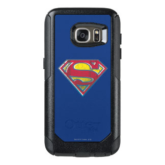Superman S-Shield | Printed Logo OtterBox Samsung Galaxy S7 Case