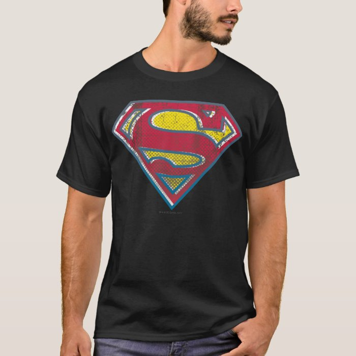 Superman S-Shield | Printed Logo T-Shirt