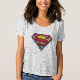 Superman S-Shield | Printed Logo T-Shirt