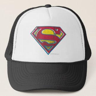 Superman S-Shield | Printed Logo Trucker Hat