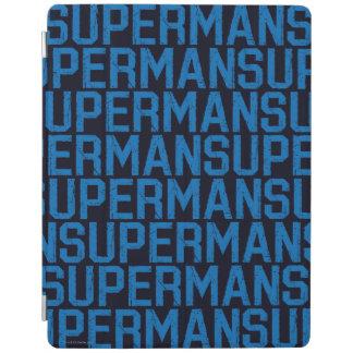 Superman S-Shield | Rainbow Logo iPad Cover