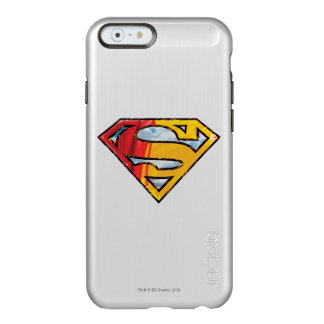 Superman S-Shield | Red and Orange Logo Incipio Feather® Shine iPhone 6 Case
