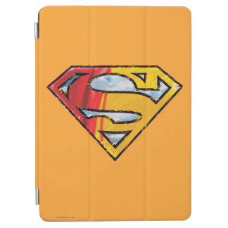 Superman S-Shield | Red and Orange Logo iPad Air Cover