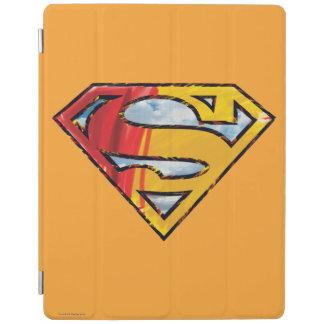 Superman S-Shield | Red and Orange Logo iPad Cover