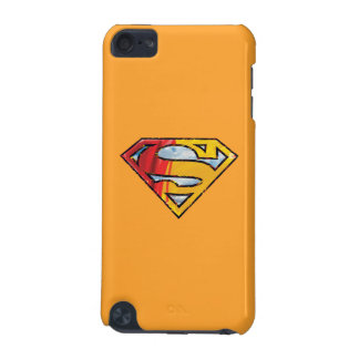 Superman S-Shield | Red and Orange Logo iPod Touch (5th Generation) Cases