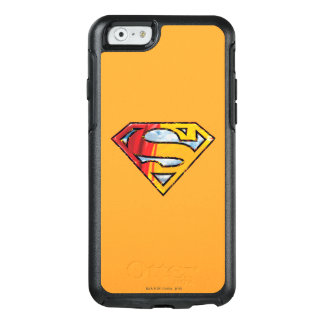 Superman S-Shield | Red and Orange Logo OtterBox iPhone 6/6s Case