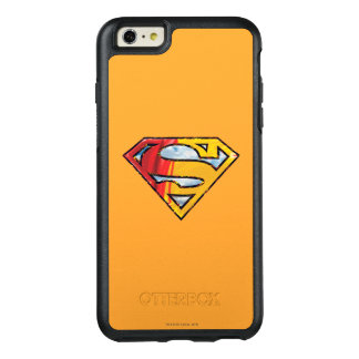 Superman S-Shield | Red and Orange Logo OtterBox iPhone 6/6s Plus Case