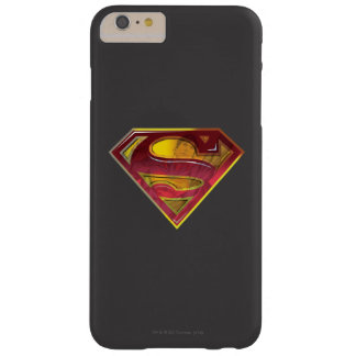 Superman S-Shield | Reflection Logo Barely There iPhone 6 Plus Case