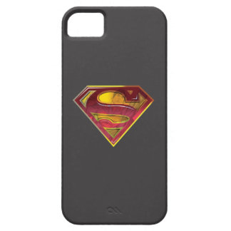 Superman S-Shield | Reflection Logo iPhone 5 Cover