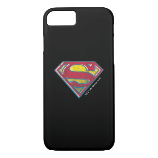 Superman S-Shield | Reflection Logo iPhone 8/7 Case