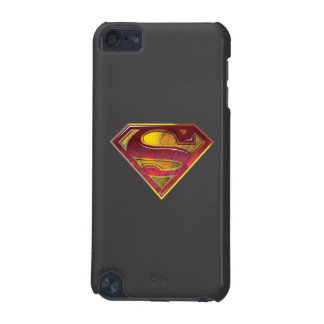 Superman S-Shield   Reflection Logo iPod Touch (5th Generation) Cases